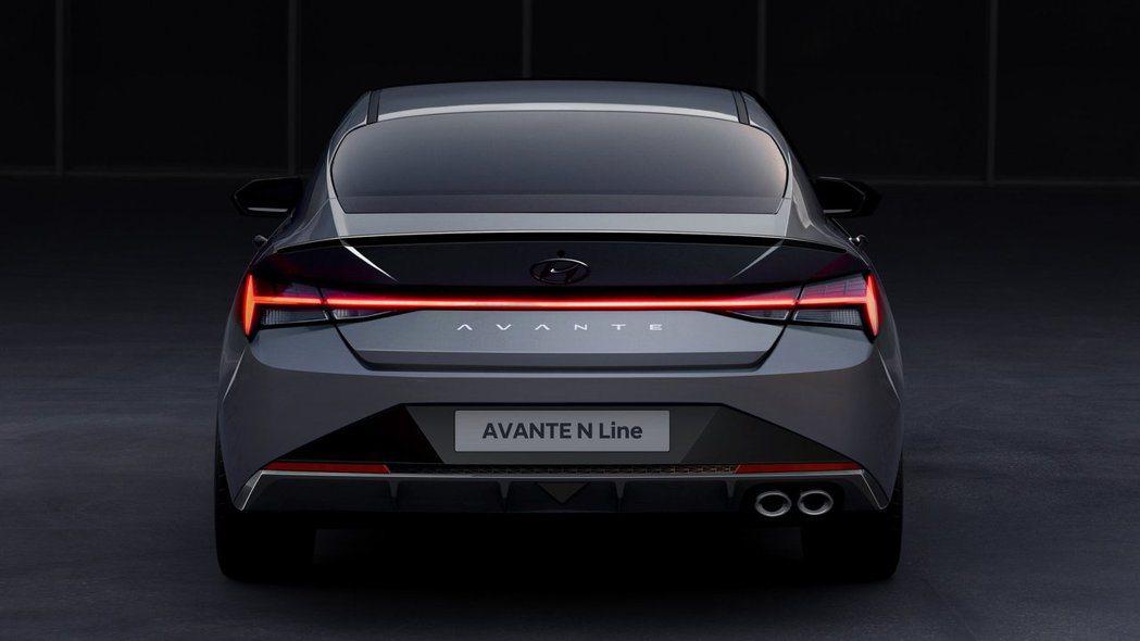 全新Hyundai Avante/Elantra N Line問世後,將取代現行...
