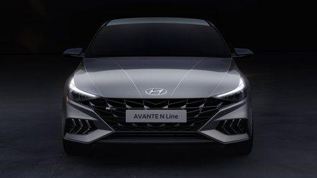 全新Hyundai Elantra N Line發表預告 準備跟Sport版說再見!