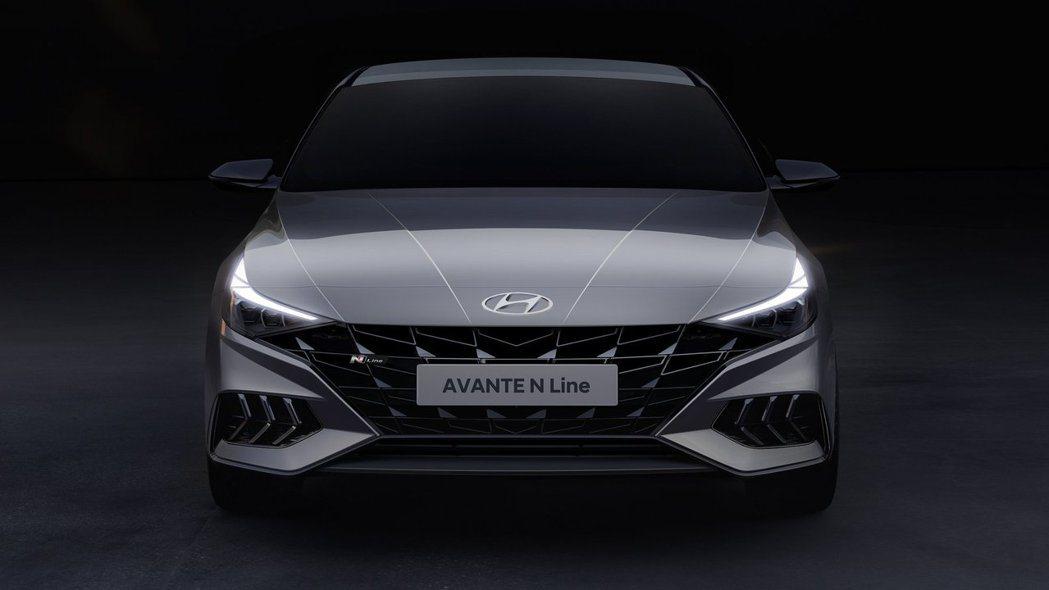 全新Hyundai Avante/Elantra N Line最快在近期內就會現...