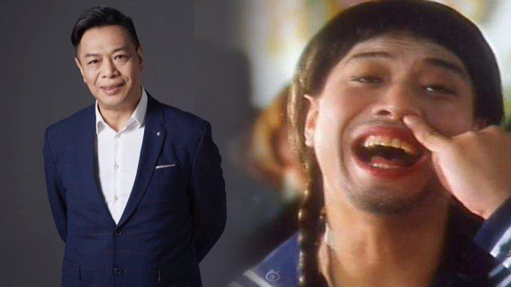 港星李健仁6日驚傳中風。圖/擷自新浪微博