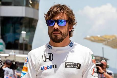Fernando Alonso確定2021年重返F1加盟Renault車隊!