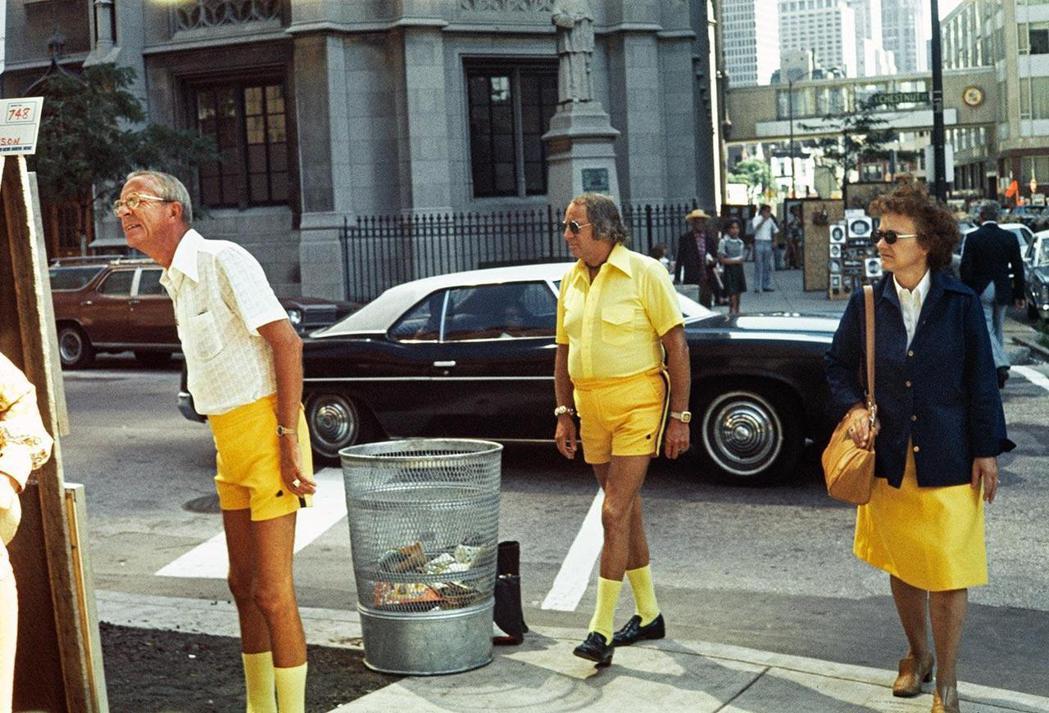 Chicago, August 1975|Vivian Maier 作品充滿許多...