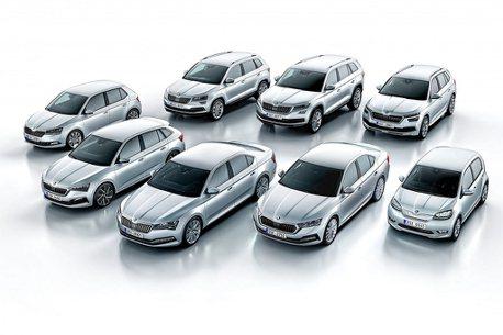 全陣線更新!Skoda預告2021年式新車即將登場
