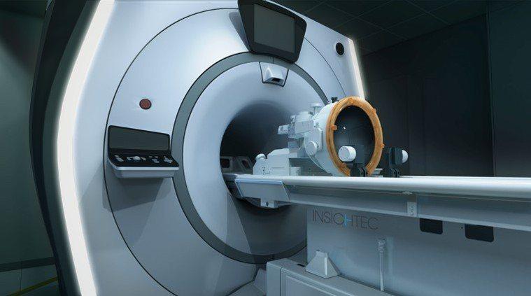 原廠的儀器照片 圖/秀傳醫院 提供