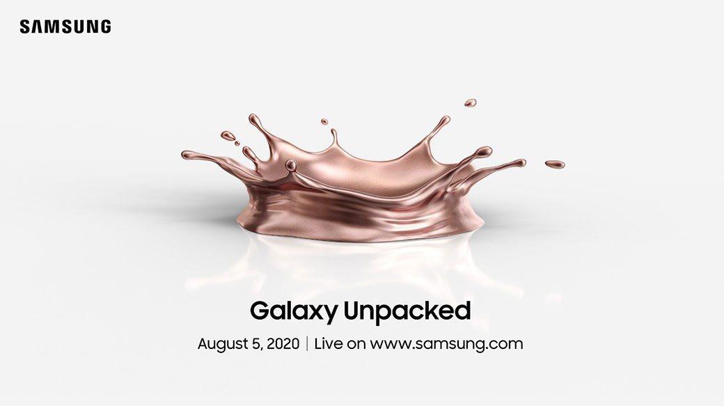 三星宣布將於台灣時間8月5日晚間10點舉辦「Samsung Galaxy Unp...