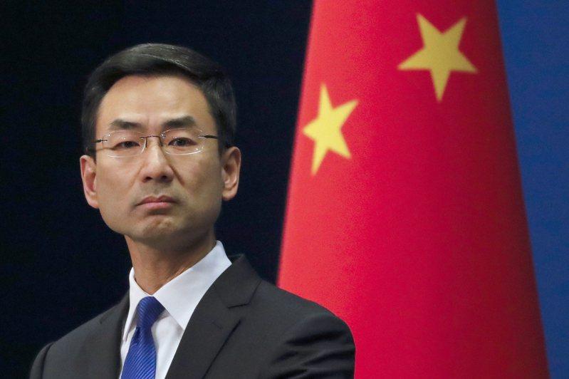 中共新任常駐聯合國副代表耿爽。美聯社