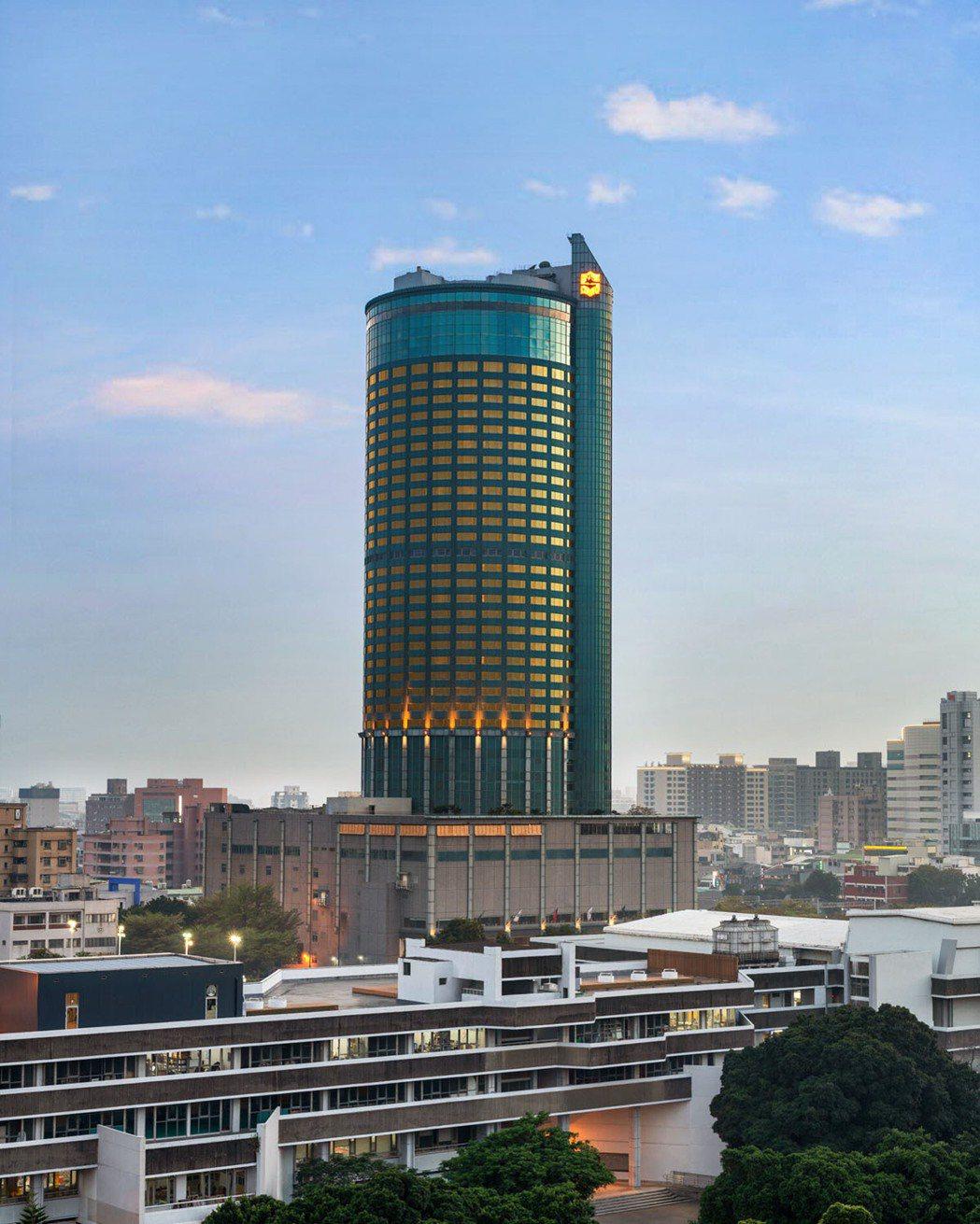 香格里拉南遠東飯店外觀。圖/業者提供