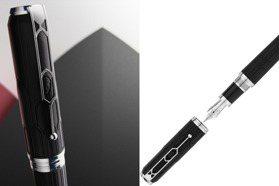 筆尖的哲思 萬寶龍 萬特佳 限量鋼筆向美法兩大文豪致意