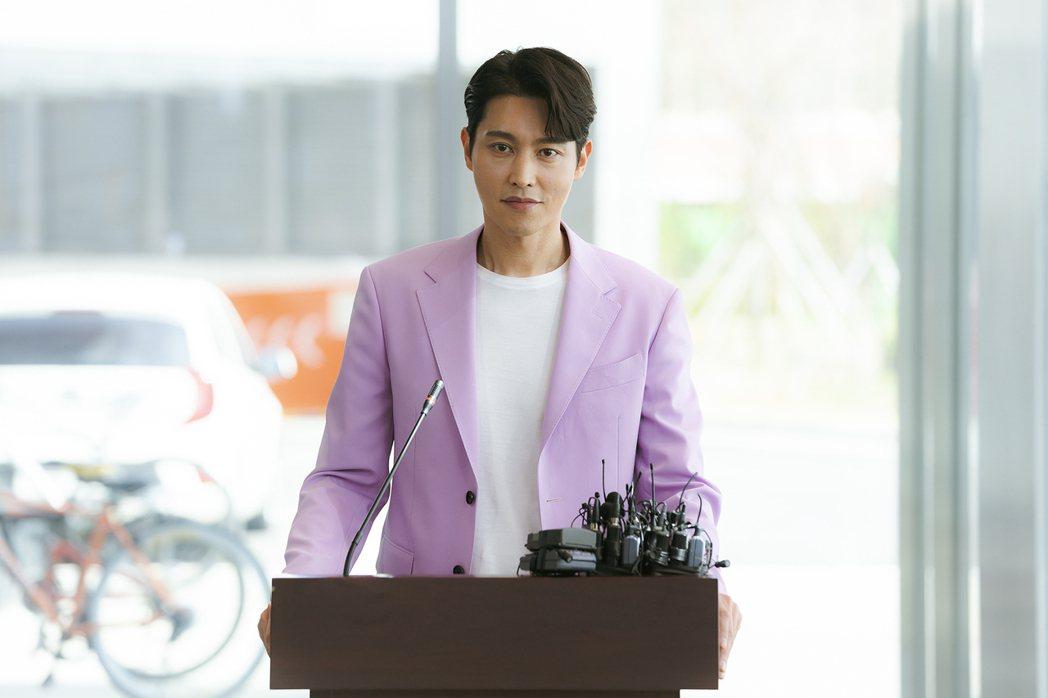 宋鍾鎬在「我們,愛過嗎?」飾演頂級演員。圖/Netflix提供