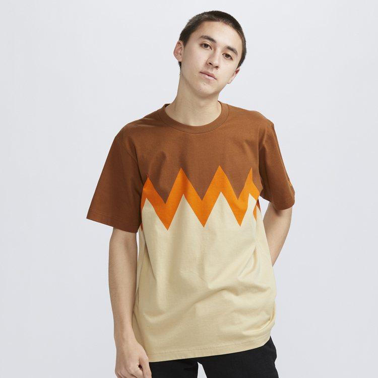 DORAEMON UT系列印花T恤590元。圖/UNIQLO提供