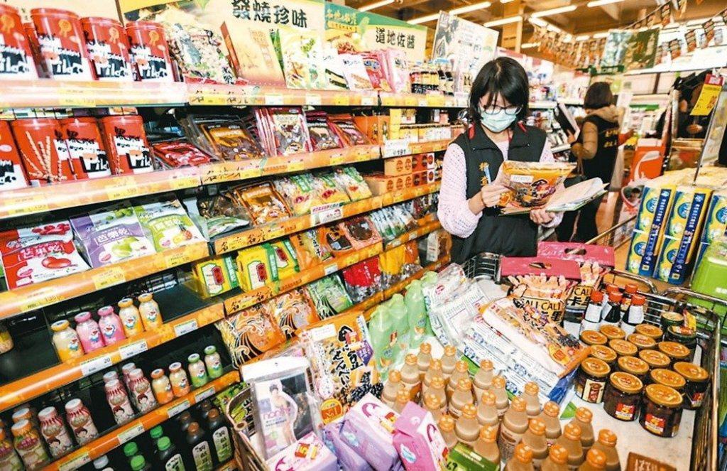 2015年台灣食安風暴陸續發生,引起民眾的高度不安。 圖/聯合報系資料照