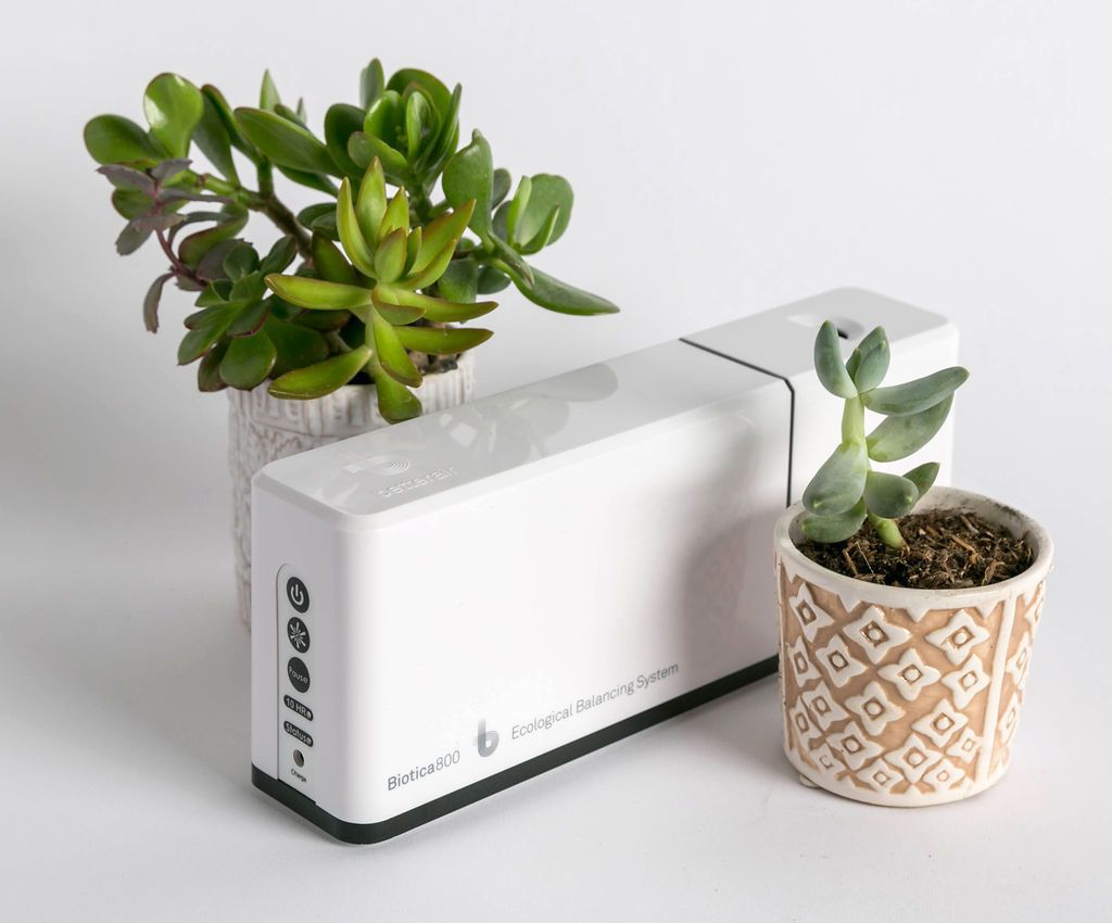產品外型簡約精美,完美融入居家環境中。