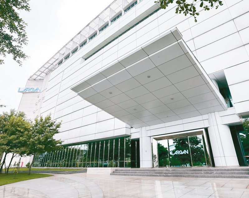 股王大立光5日公布7月合併營收46.12億元,攀上近三個月來高點。圖/聯合報系資料照片