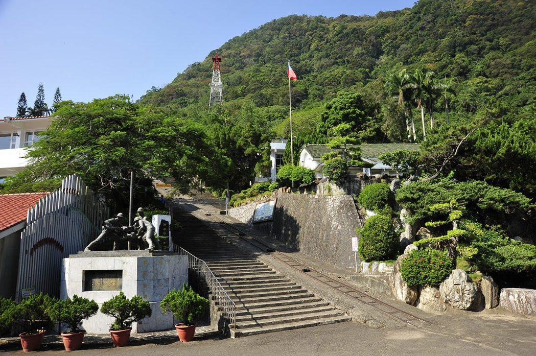 台灣油礦陳列館、亞洲第一口油井所在地。 圖/中油提供。