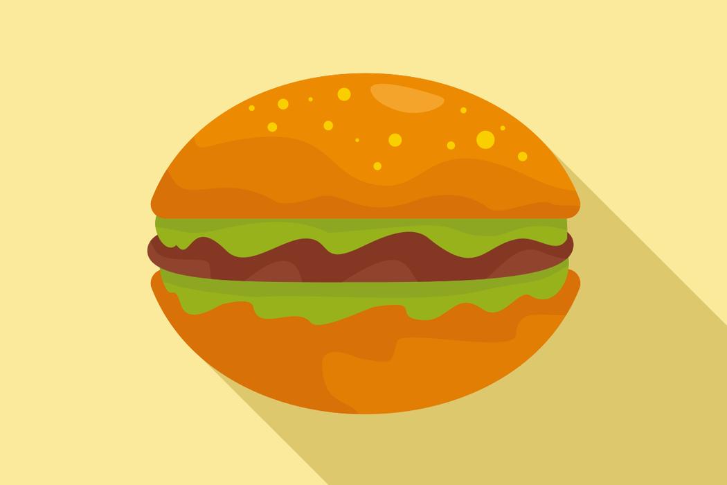 提起化學,你們還記得神奇的麥當勞「長壽漢堡」嗎? 圖/ingimage