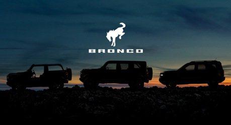 影/此野馬非彼野馬!Ford Bronco將成為獨立品牌 並發表三種車型