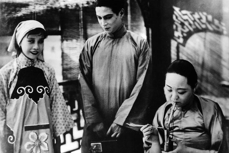 《桃花泣血記》劇照。 圖/IMDb