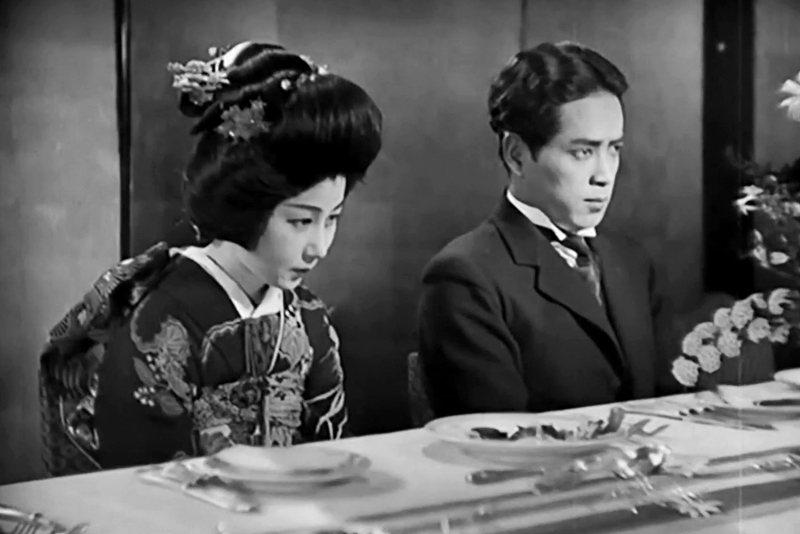 《東京進行曲》劇照。 圖/IMDb