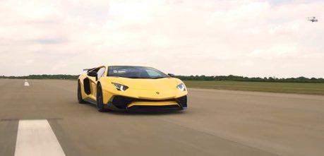 影/車名多個J的狂牛Lamborghini Aventador SVJ會比較快嗎?