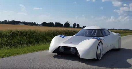影/目標42.51km/L油耗!還要比Viper快的Omega概念車