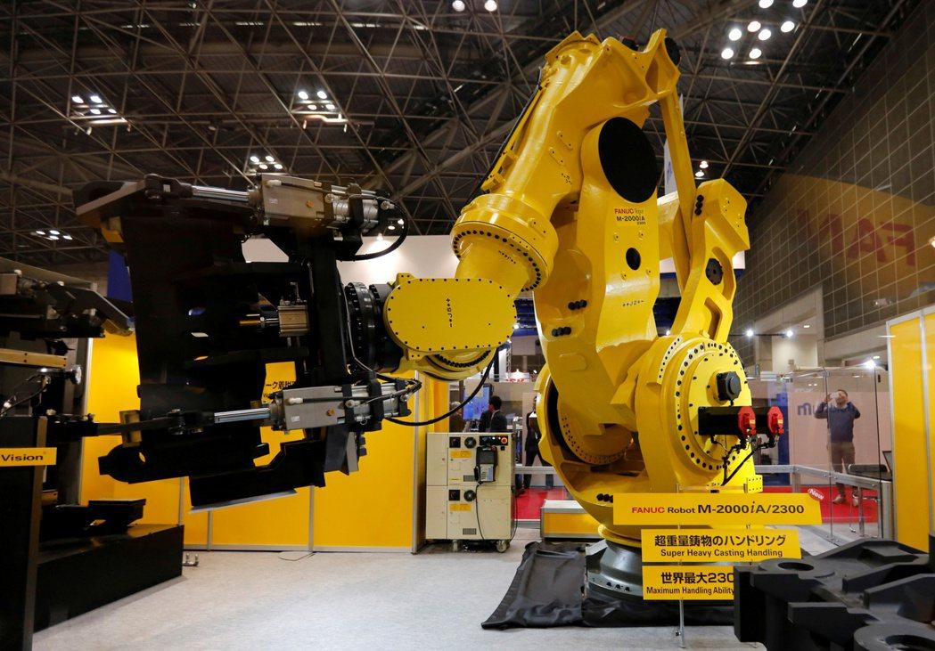 日本5月核心機械訂單意外上揚1.7%。  路透
