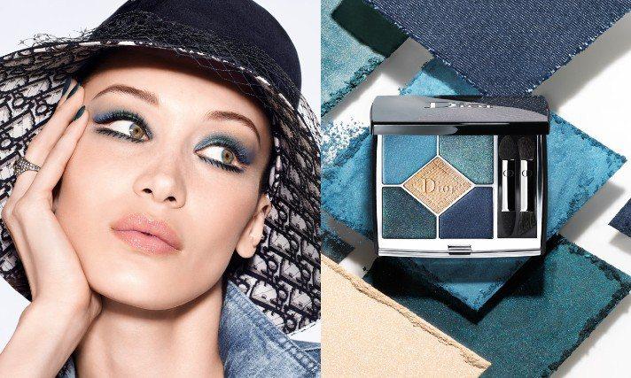迪奧全球彩妝創意形象總監Peter Philips以高訂時尚秀場、彩妝趨勢為靈感...