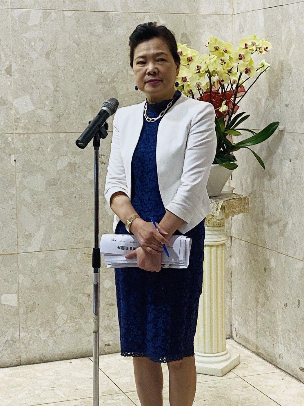 經濟部長王美花今(9)日表示,規劃下一波紓困對象為製造業及會展產業,維持以營業額...