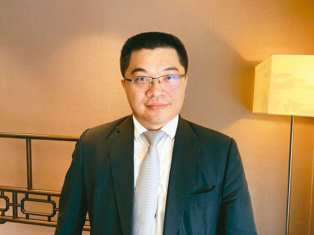台灣東洋總經理施俊良記者謝柏宏/攝影