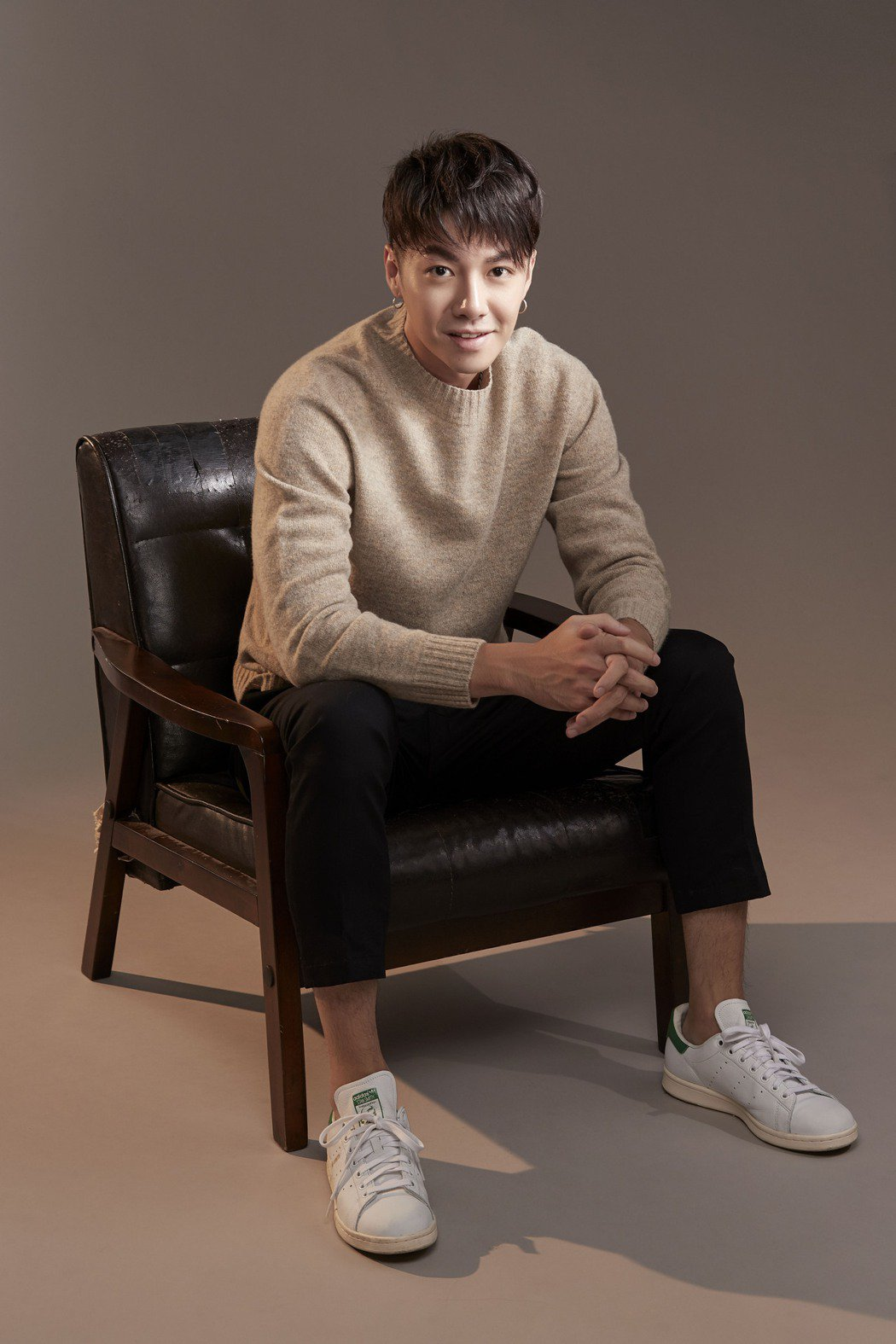 陳信維除了演戲、綜藝主持,私下也喜歡創作歌曲。圖/伊林娛樂提供