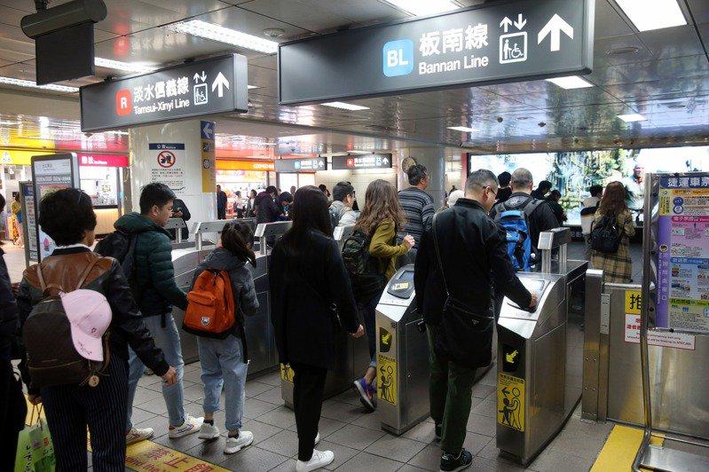 北市公車處調查捷運1280吃到飽的萬元戶,初步認定沒有違法。圖/聯合報系資料照片