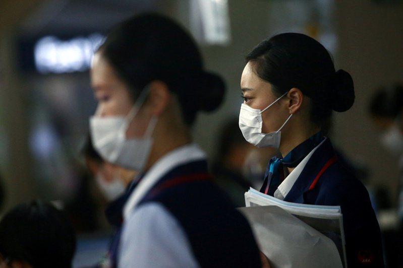 日經新聞報導,台灣、中國大陸、南韓等10國將納入日本政府第二波開放商務入境名單。  路透
