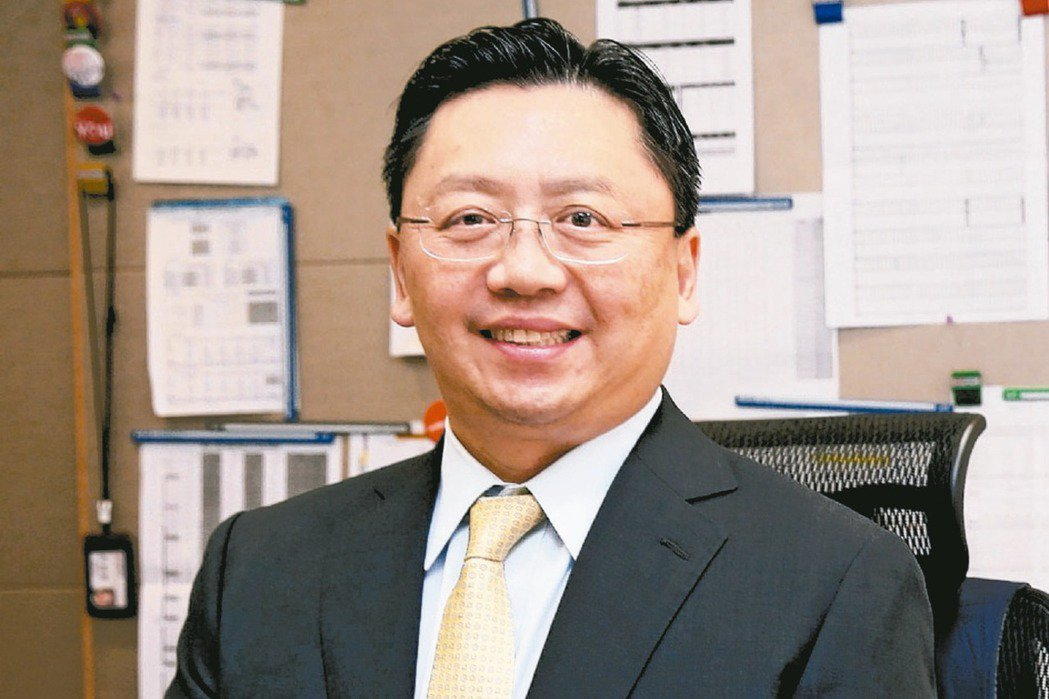 和泰車6月營收較去年同期成長16.2%,創同期新高。圖為和泰車總經理蘇純興。(本...