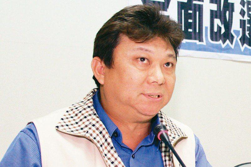 唐榮鐵工廠總經理張仲傑遭國民黨立院黨團指控涉弊案,請辭獲准。 圖/聯合報系資料照片