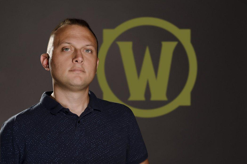 《魔獸世界》遊戲總監Ion Hazzikostas