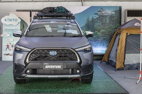 Toyota Corolla CROSS改起來!Urban Sport、Adventure風格套件同步釋出