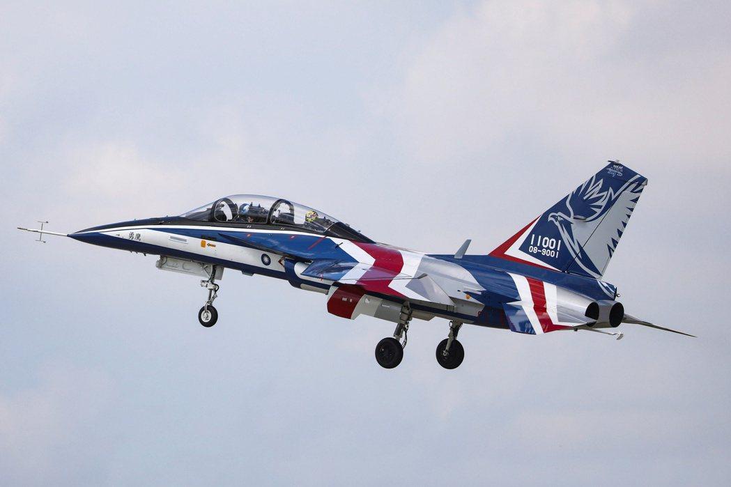 IDF戰機可以掛載的傳統對地攻擊武器,勇鷹教練機應該也都能使用。 圖/路透社