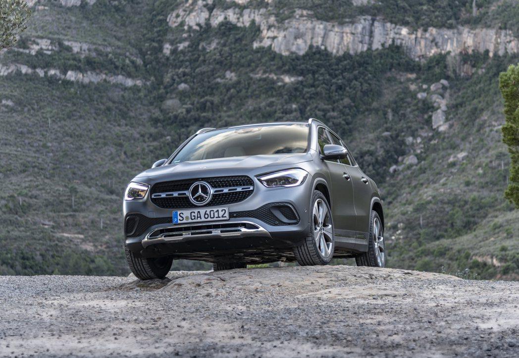 Mercedes-Benz期盼2020下半年的銷售會有所回升。 摘自Merced...
