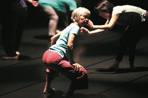 《自由步—當我盡情搖擺》。 圖/臺南市政府文化局提供