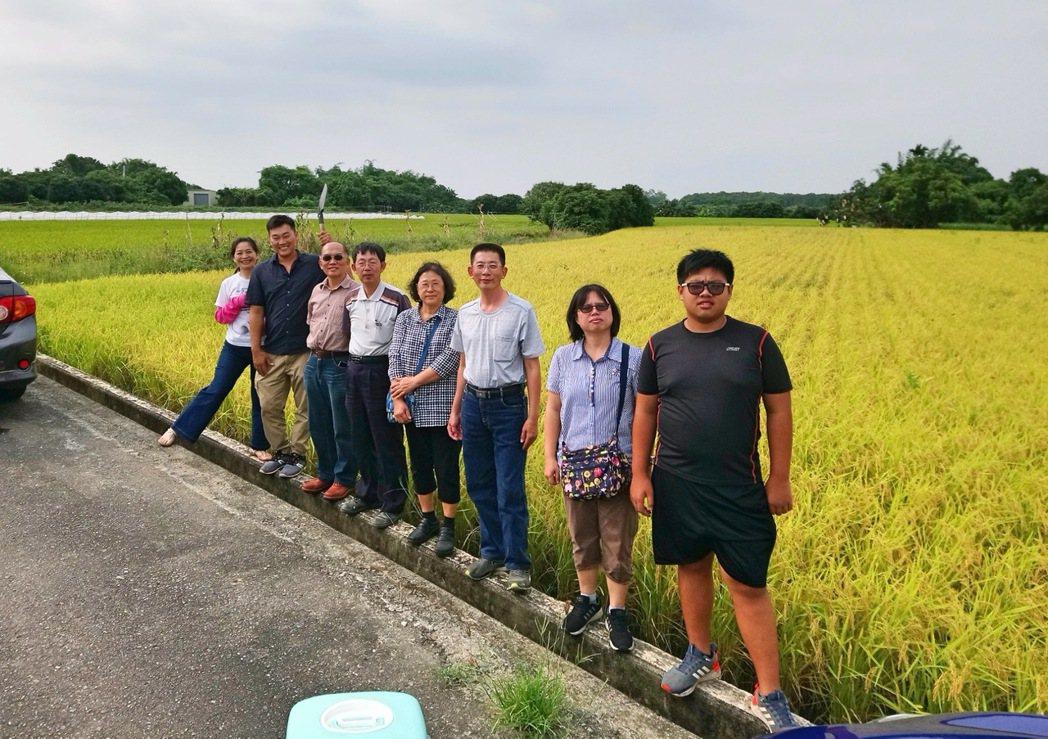 由成大生科系教授蔣鎮宇所帶領的《以微生物科技導入台南市大溪北地區的智慧新農業計畫...