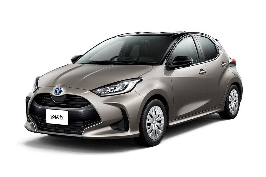 新世代Toyota Yaris以48,129台的銷售表現排行第四。 圖/Toyo...