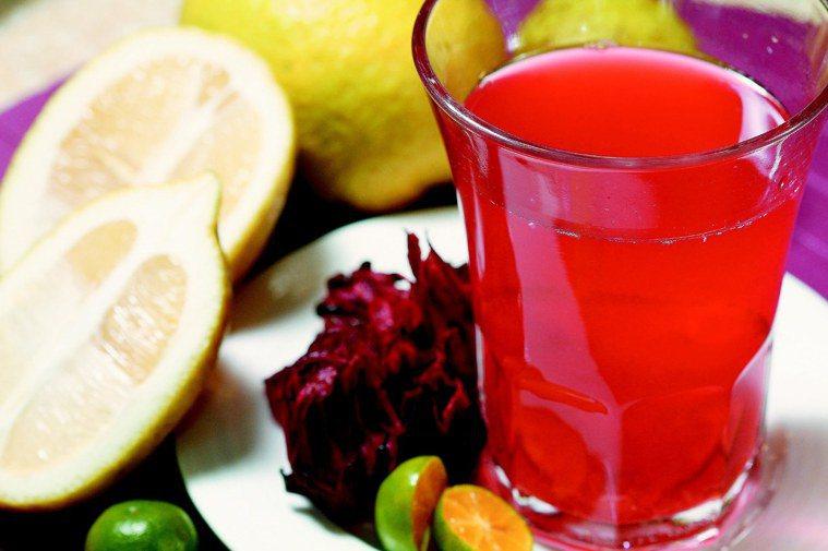 檸檬3C強化免疫力果汁。記者高智洋/攝影
