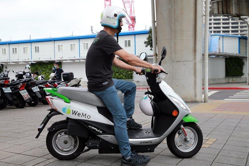 補助僅是運具電動化整體政策的一環,交通部應負起運輸部門減碳排與降空汙的最大責任。 圖/聯合報系資料照