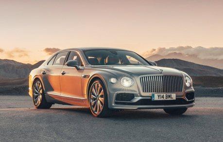 四人座的Bentley Flying Spur來了 還有一系列高質感內裝選配!