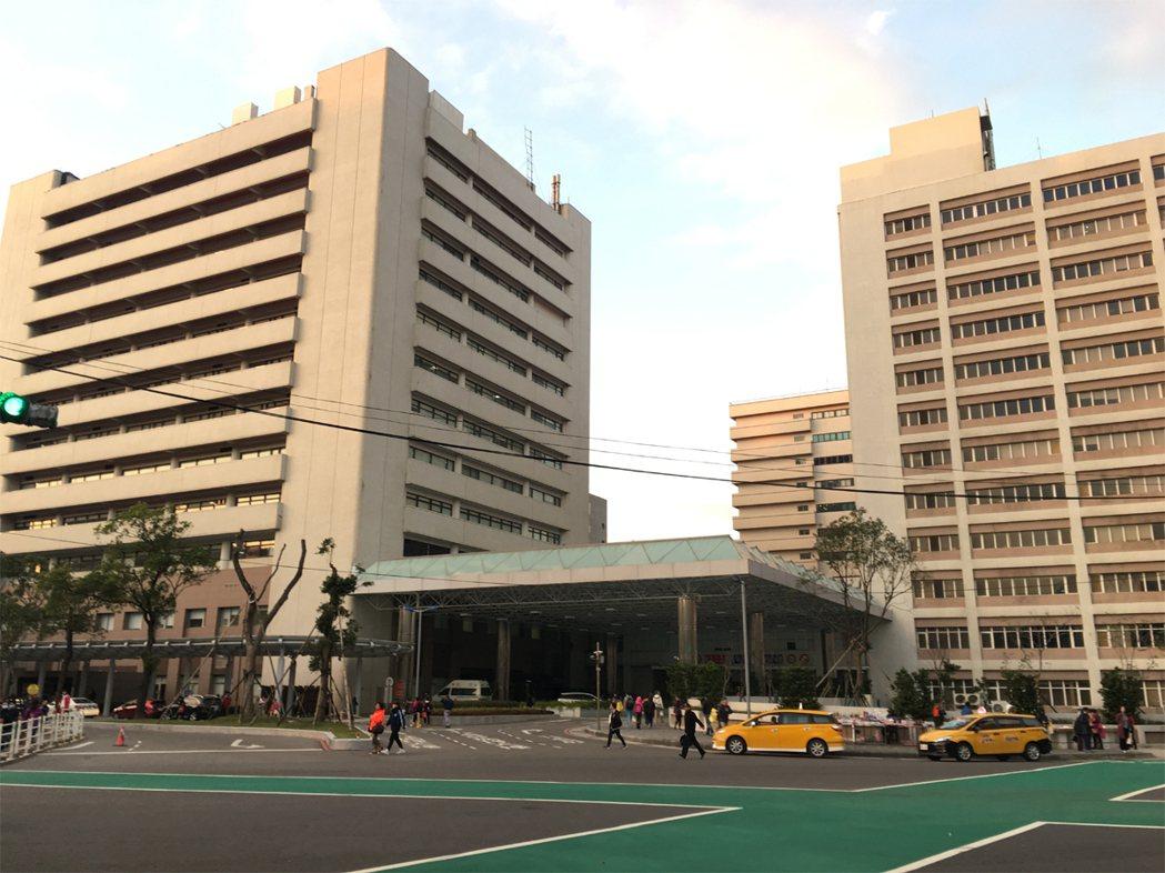林口長庚醫院。報系資料照