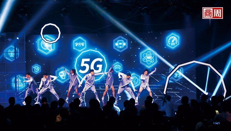未來近5兆美元的5G商機,是以科技為主的台股,中長期看好的關鍵。(攝影者.駱裕隆)