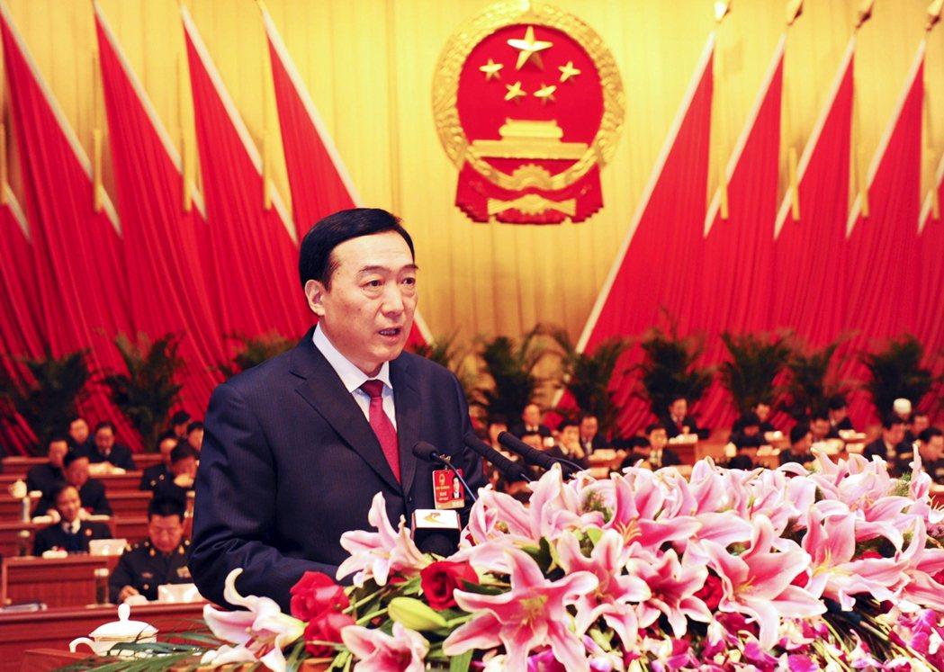 「陳可是至今被美國制裁過的『中國最大官』。」 圖/中新社