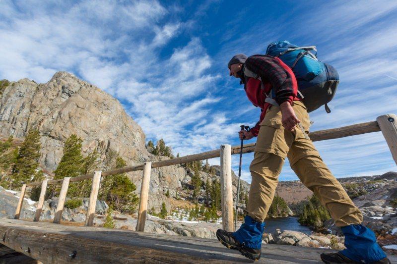 登山需認清自己的實際情況,選擇適當的行程。 示意圖/ingimage
