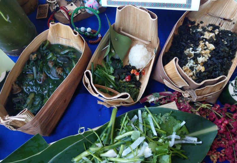 台東縣政府舉辦「部落美食」人氣10大票選活動結果今天出爐,歡迎大家來到台東旅遊時,可以品嘗部落才有的好滋味。記者尤聰光/翻攝