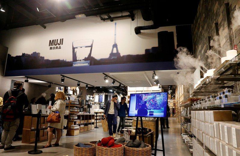 日本 無印良品母公司良品計畫的美國部門聲請破產。路透