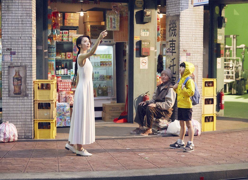 田馥甄在新歌「一一」MV中大秀舞技。圖/何樂音樂提供